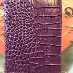 Handbags - PASSPORT case vinyl snakeskin design NEW